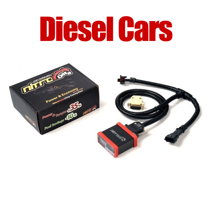 CHIP BOX tuning for FORD 2.0 2.2 2.4 3.2 TDCI diesel with common rail