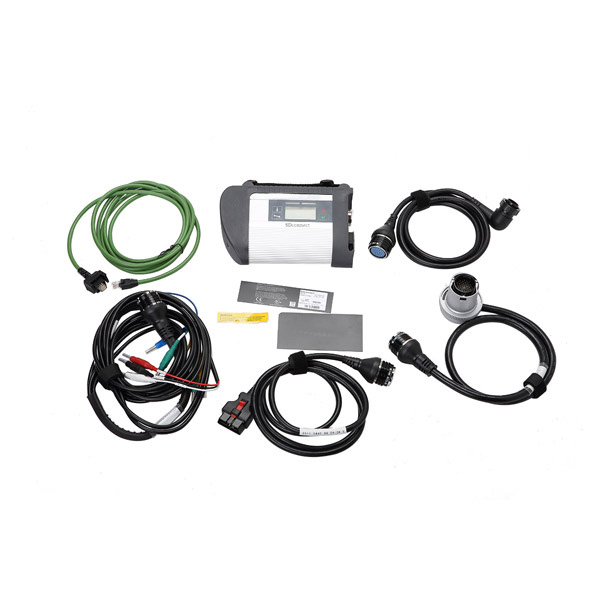 US$875 00 - MB SD Connect 4 Compact Mb star C4 Diagnosis Tool With
