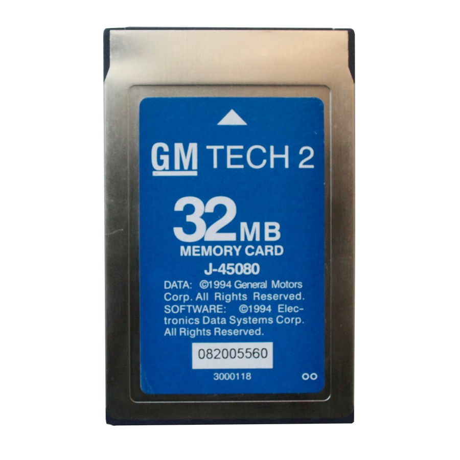 US$224 00 - GM Tech2 Tech 2 GM Scanner with CANdi TIS Works