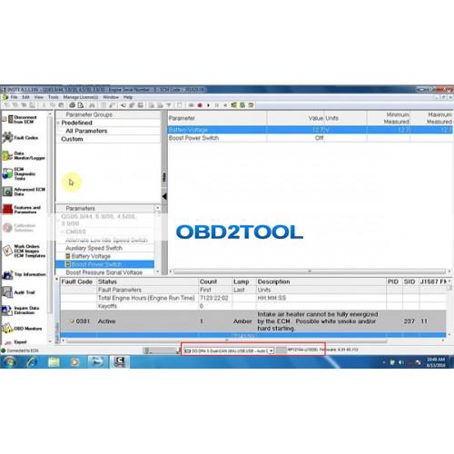 US$228 00 - Cummins INSITE 8 3 0120 Software 8 3 0120 Pro Version No