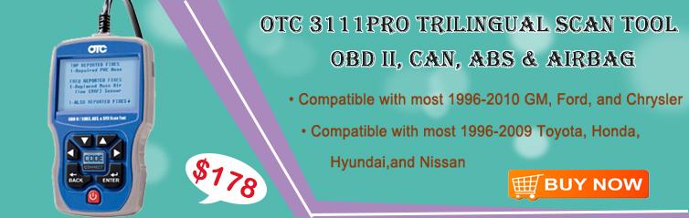 Most Helpful Customer Reviews For Otc 3111pro Trilingual Scan Tool