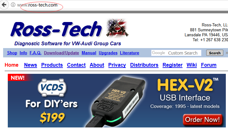 VCDS VAG COM 17 8 0 software download,installation and use