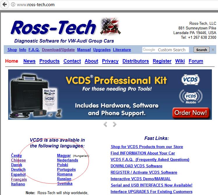 vcds vag com 17 8 0 software download installation and use. Black Bedroom Furniture Sets. Home Design Ideas