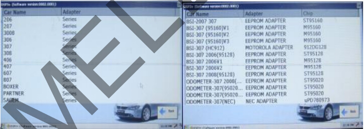 How to correct odometer with DSP3 via OBD adapters | The Blog of www