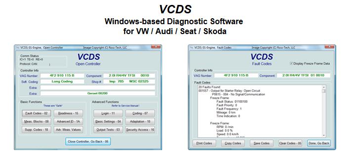 VCDS 18.2.1 TÉLÉCHARGER