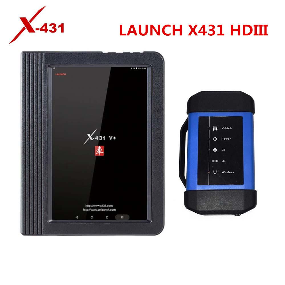 Launch X431 V+