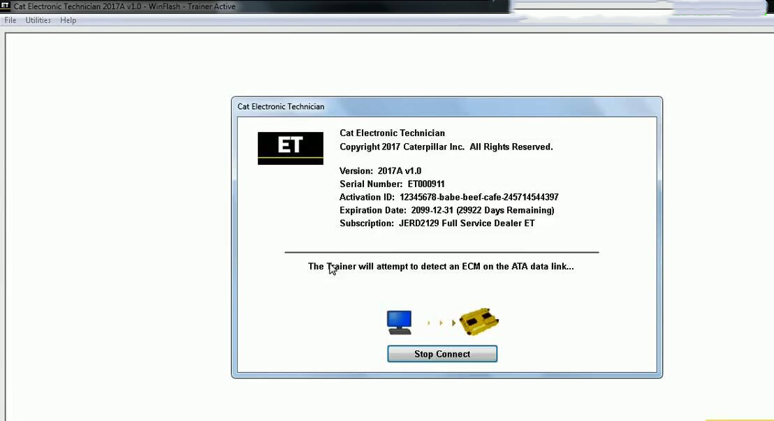 How-to-WinFlash-Caterpillar-C15-ECM-with-CAT-ET-Flash-Files-2