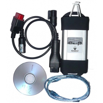 Best quality Renault CAN Clip Diagnostic Interface with Bluetooth V195