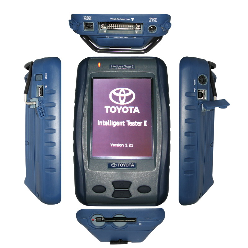 Us 299 00 Best Quality Toyota Denso Diagnostic Tester 2