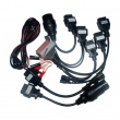 Full set 8 cables of car for CDP and DS150E