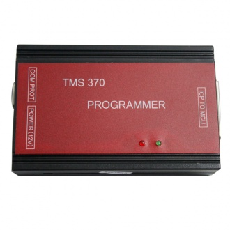 TMS370 Programmer For Car RadioOdometerImmo