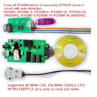 Universal EEPROM Tool CAR PROG for all M35080 and BMW CAS