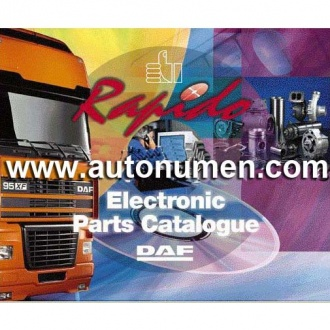 DAF Rapido Trucks and buses2009-7