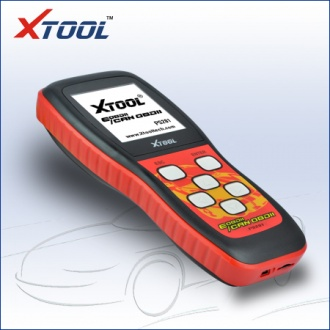 PS-201 HEAVY DUTY CAN OBDII CODE READER