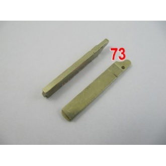 key blade for original Peugeot key(MOQ 50pcs)