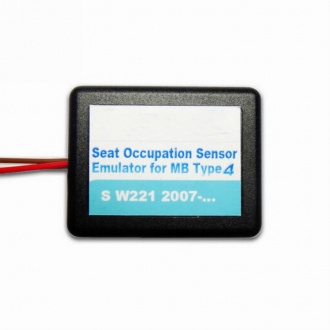 Seat Occupancy Occupation Sensor SRS Emulator for Mercedes-Benz Type 4