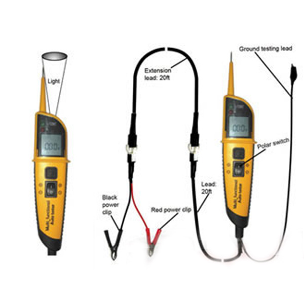 Kd Tools Circuit Testers : Us automotive circuit tester add