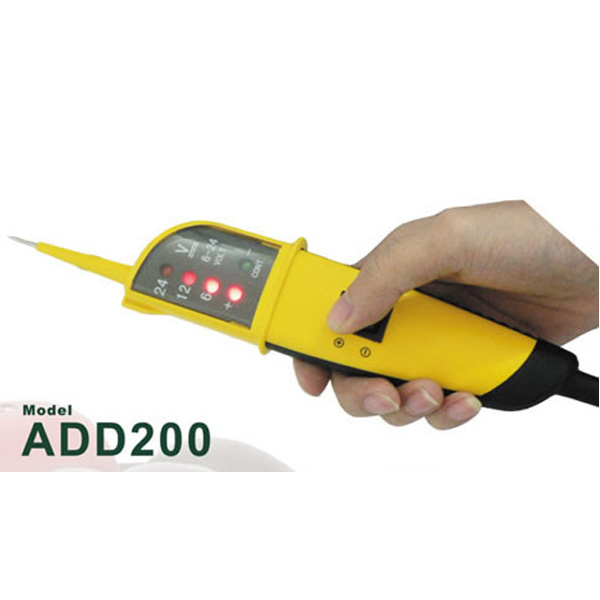 Auto Mobile Circuit Tester : Us add automotive circuit tester