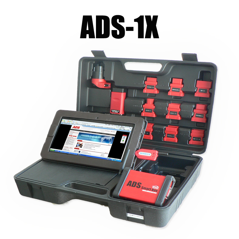 Us 1 098 00 Ads 1x All Cars Fault Diagnostic Scanner