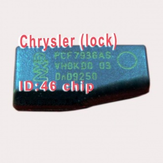 Chrysler ID46 chip