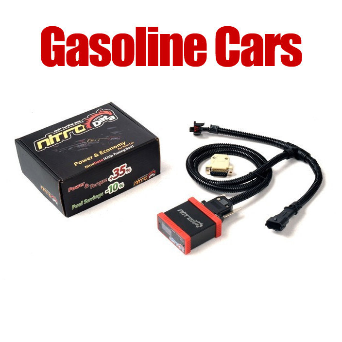 Us 79 00 Nitrodata Chip Tuning Box For Gasoline Cars
