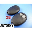 buick GL8 remote shell 2 button