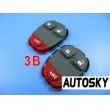 Buick remote button rubber