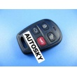 kia remote shell 4 button