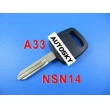 Nissan A33 key shell
