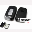 KIA smart remote key shell 2 button