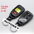 kia remote 2+1 button 433mhz