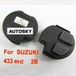 Suzuki Swift remoe 2 button 433MHZ(4Y-TS002)