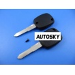 mazda 4D duplicable key shell