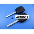 ford focus 4D duplicable key shell