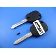 ford 4D duplicable key with groove