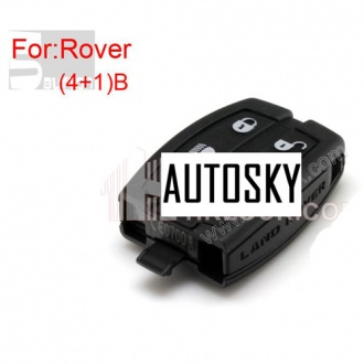 landcover 4+1 remote key cover