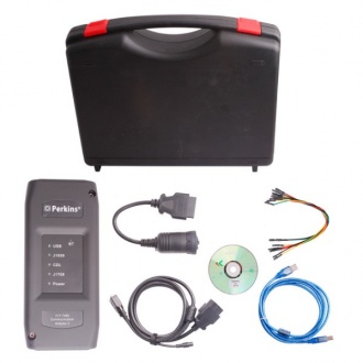 Perkins EST Interface EST Diagnostic Adapter V2011B without Bluetooth