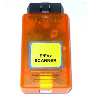 BMW E/F Super SCANNER V2013.07