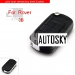 landcover smart remote key shell three buttom