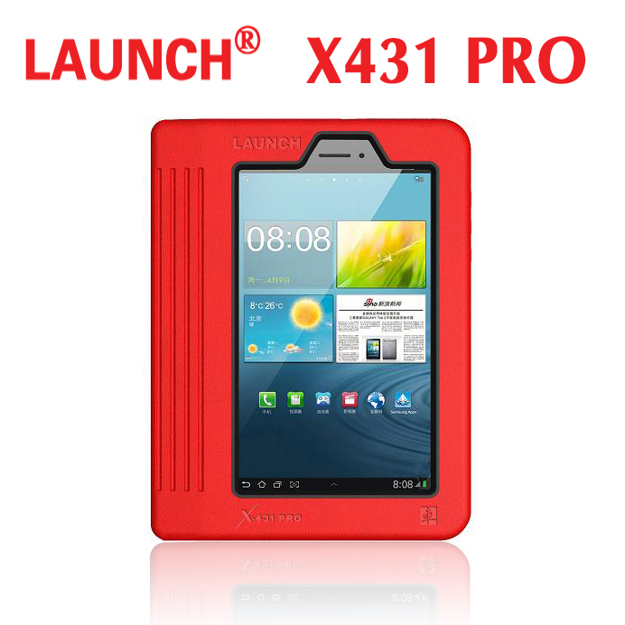 Us 858 00 Launch X431 Pro Tablet Pc Wifi Bluetooth Function Car Diagnostic Tool Free Update Online