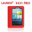 LAUNCH X431 Pro Tablet PC WiFi/Bluetooth Function Car Diagnostic Tool Free Update Online