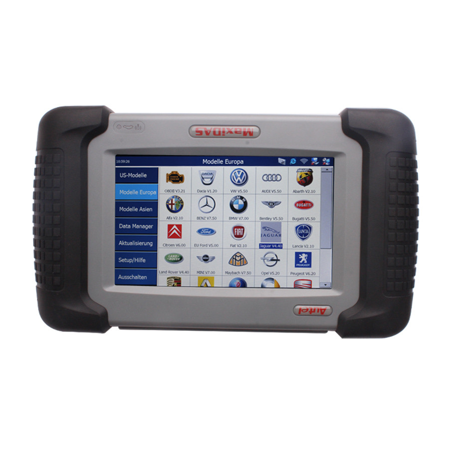 Original autel maxidas ds708 update software online