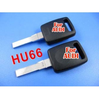 Audi A6 transponder key shell