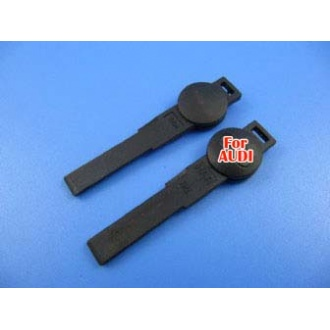 Audi emergency key shell