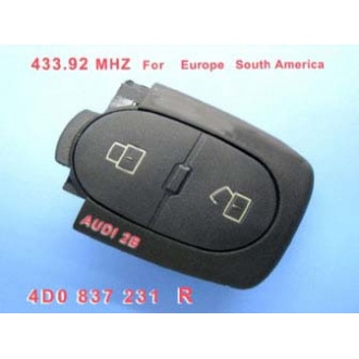 AUDI 3B 4DO 837 231 R 433.92Mhz For Europe South America