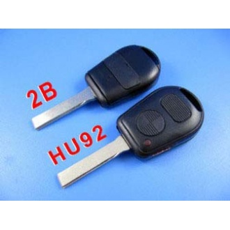 Bmw remote key shell 2 button