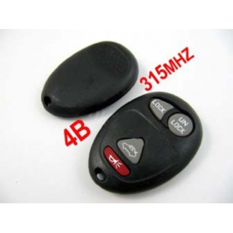 Buick Regal remote 4 button 315MHZ
