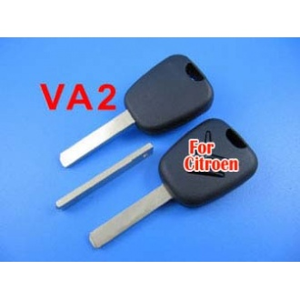 citroen transponder key ID46 (without groove )