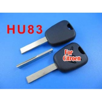 citroen transponder key ID46 (with groove )