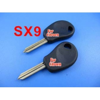 citroen transponder key IDT5